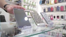 Выбирать мобильный телефон акции видеоматериалы