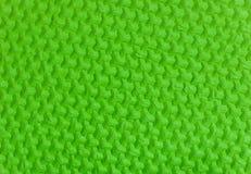 выбитая зеленая бумага Стоковые Изображения