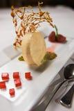 выбор десерта Стоковые Изображения RF