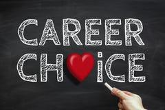 Выбор карьеры стоковые изображения