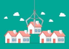 Выбор покупателя недвижимости Стоковые Фотографии RF