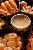 выбор продуктов моря Стоковые Фотографии RF