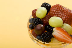Выбор плодоовощ Стоковая Фотография RF