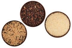 выбор риса Стоковые Фото