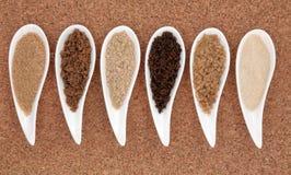 Выбор сахара Стоковое фото RF