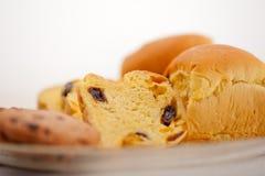 Выбор сладостных хлеба и печений Стоковые Изображения RF