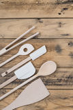 Выбор утвари кухни Стоковое Фото