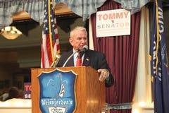 Выбранный GOP Томми Thompson для сената WI США Стоковое Фото