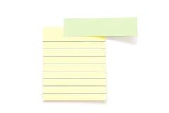Вывесите его завертывает в бумагу изолированный над предпосылкой Стоковое фото RF