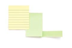 Вывесите его завертывает в бумагу изолированный над предпосылкой Стоковые Изображения RF