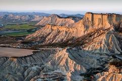 выветренная пустыня стоковое изображение