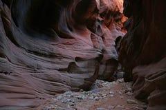 Выветренный Hiker коридора Стоковое Фото
