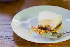 Выведенный торт стоковое фото rf