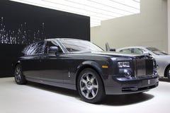 выдвинутый фантомный wheelbase Rolls Royce Стоковая Фотография RF