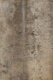выдержанная бетонная стена Стоковые Изображения