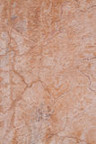 выдержанная стена гипсолита Стоковые Изображения RF