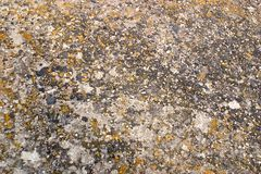 выдержанный камень Стоковые Фотографии RF