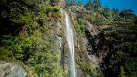 Выдержка водопада стоковое фото rf