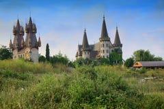 Вызванный замок стоковая фотография rf