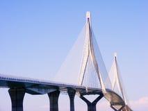 Вызванный мост конституции, Ла Pepa, в заливе diz ¡ CÃ, Андалусия Испания Стоковые Фото