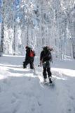 вызывать альпиниста Стоковые Изображения RF