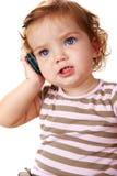 вызывать ребенка Стоковые Изображения RF