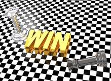 выигрыш принципиальной схемы иллюстрация штока