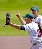 Выигрыш торжества людей бейсбола игр Канады Стоковые Изображения RF
