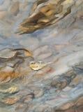 Выйдите акварель воды Стоковое Изображение