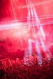 Выйдите фестиваль 2015 - основная ступень Стоковые Фото