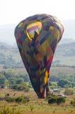 Выкачивая воздушный шар Стоковое фото RF