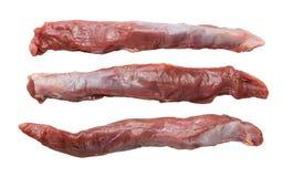 Выкружка мяса овечки стоковая фотография