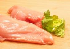 Выкружки цыпленка Стоковые Изображения RF