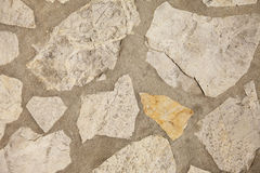 Вымощая камень Стоковая Фотография