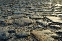 Вымощая камень Стоковая Фотография RF