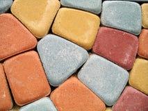 вымощая камни Стоковое Изображение