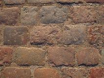 Вымощая камни tsarist времен, части дорожного покрытия стоковое фото rf