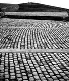 вымощенный путь Стоковые Фотографии RF