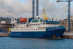 Выносливость моря корабля стоковое фото