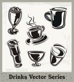 выпивает серию бесплатная иллюстрация