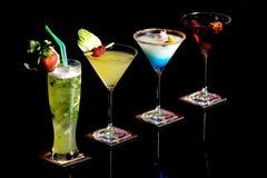 выпивает тропическое Стоковое Фото