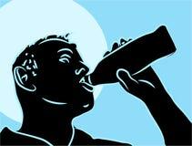 выпивать Стоковое Изображение