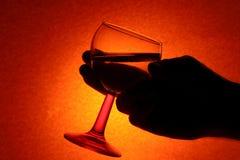 выпивая привычка Стоковые Изображения