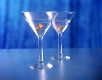 выпивая рыбы любят Стоковое Изображение RF