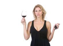 выпивая управлять Стоковая Фотография RF