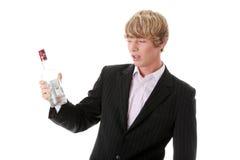 выпито Стоковая Фотография RF