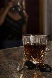 выпитый управлять Стоковые Изображения