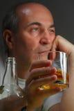выпитый человек Стоковое Изображение