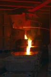 выплавка индустрии Стоковая Фотография RF