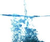 Выплеск воды Стоковое фото RF